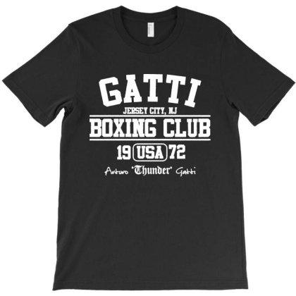 Gatti Boxing Club T-shirt Designed By Ooredoo