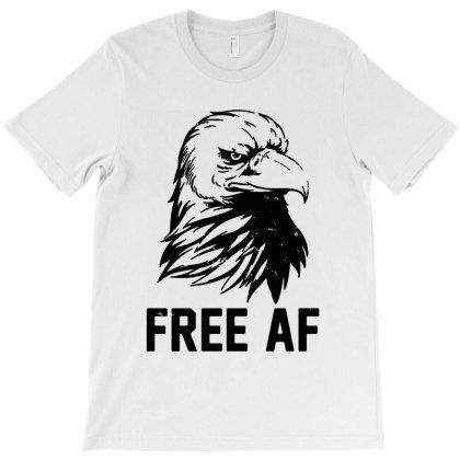 Free Af T-shirt Designed By Ooredoo