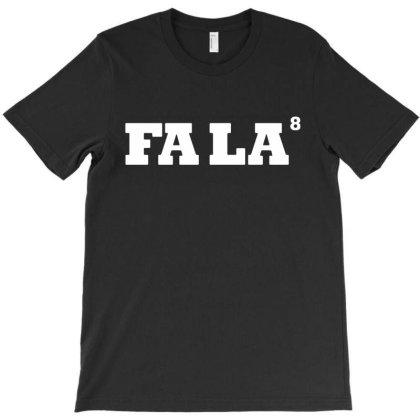 Fa La 8 T-shirt Designed By Ooredoo