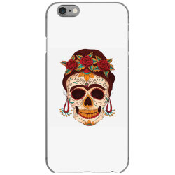 day of the dead iPhone 6/6s Case | Artistshot