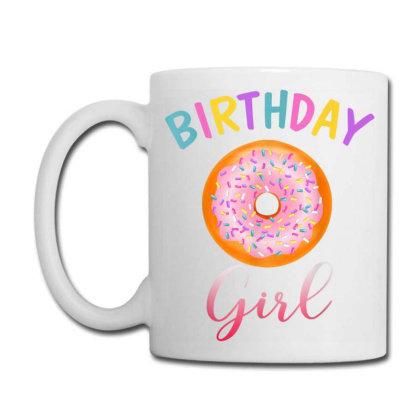 Birthday Girl Donut Coffee Mug