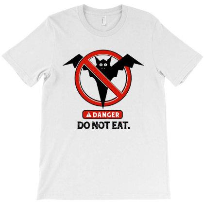 Danger Do Not Eat T-shirt Designed By Ooredoo