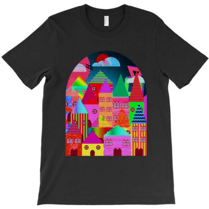 Castle Memphis T-shirt Designed By Ooredoo