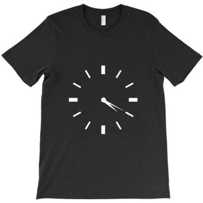 420 Clock T-shirt Designed By Btrreal