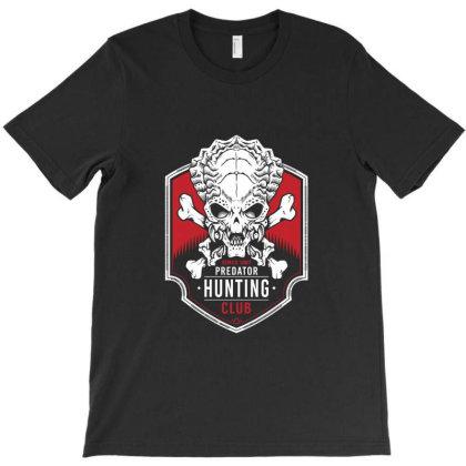 Predator Hunting Club T-shirt Designed By Lumlum