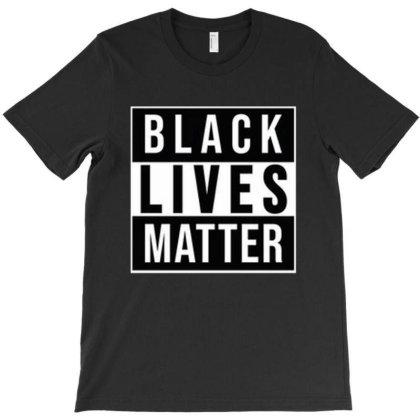 Black Lives Matter T-shirt Designed By Jeffrey