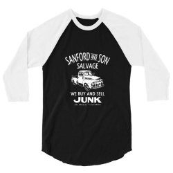 sanford and son salvage 3/4 Sleeve Shirt | Artistshot