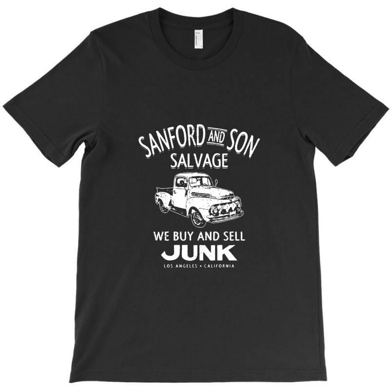 Sanford And Son Salvage T-shirt | Artistshot