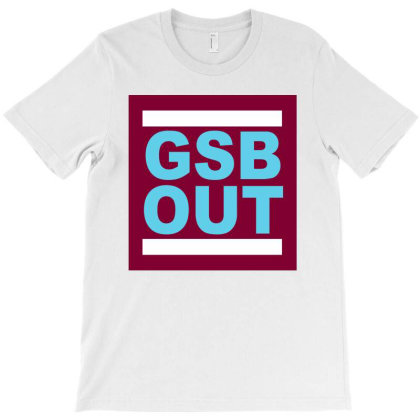 Gsb Out Usm T-shirt Designed By Willo