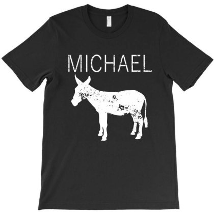 Michael T-shirt Designed By Megumi