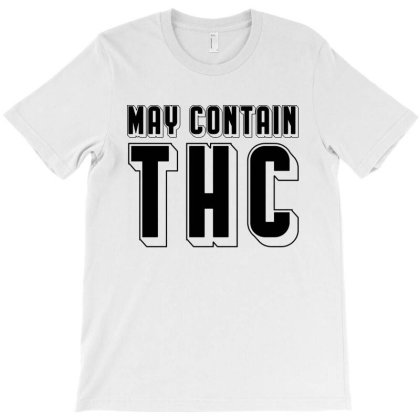 May Contain Thc T-shirt Designed By Megumi