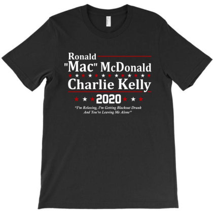 Mac And Charlie 2020 Election T-shirt Designed By Megumi