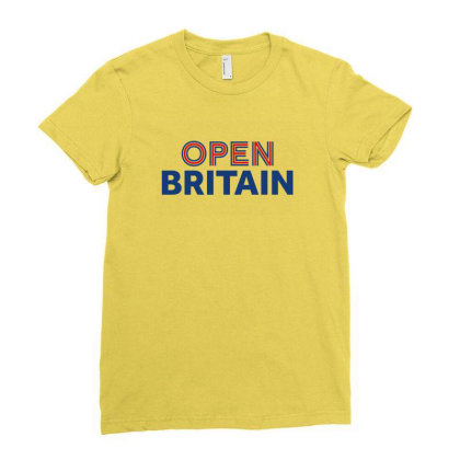 European Union Ladies Fitted T-shirt Designed By Clara Ameliana