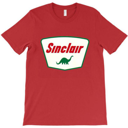 Vintage Sinclair Logo T-shirt Designed By Willo