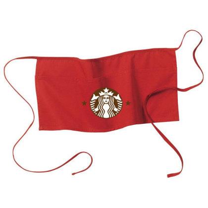 Starbucks Waist Apron Designed By Sabriacar