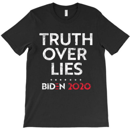 Truth Over Lies T-shirt Designed By Megumi