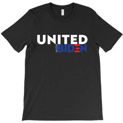 United With   Biden 2020 T-shirt Designed By Megumi