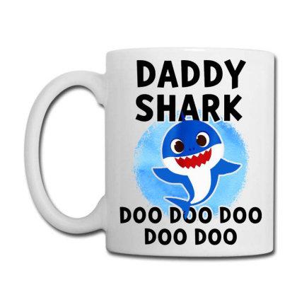 Daddy Shark Funny Doo Doo Coffee Mug Designed By Balprut Store