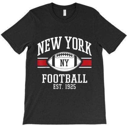 Vintage New York Football Nyg Retro Giant Gift T-shirt Designed By Conco335@gmail.com