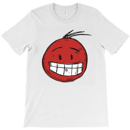 Weird Smile T-shirt Designed By Beeyou
