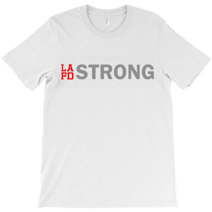 Lafd T-shirt Designed By Shirt1na