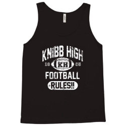 knibb high football rules Tank Top | Artistshot
