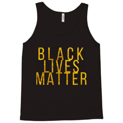 Black Lives Matter Tank Top Designed By Balprut Store