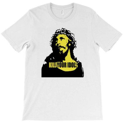 Kill Your Idols Axl Rose Style T-shirt Designed By Jeffrey