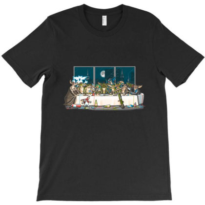 Last Dinner At Midnight T-shirt Designed By Jeffrey