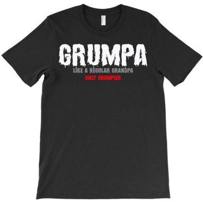 Grumpa T-shirt Designed By Anvist Store