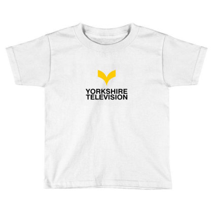 York Shire Tv Symbol Toddler T-shirt Designed By Donaagnesia