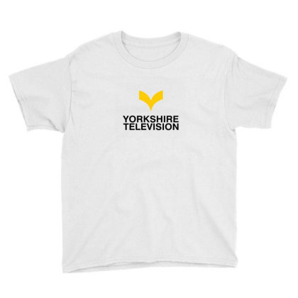 York Shire Tv Symbol Youth Tee Designed By Donaagnesia