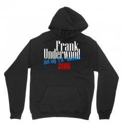 frank underwood Unisex Hoodie | Artistshot