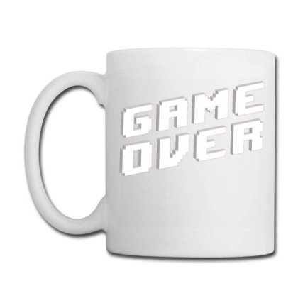 Game Over Coffee Mug Designed By Zizahart
