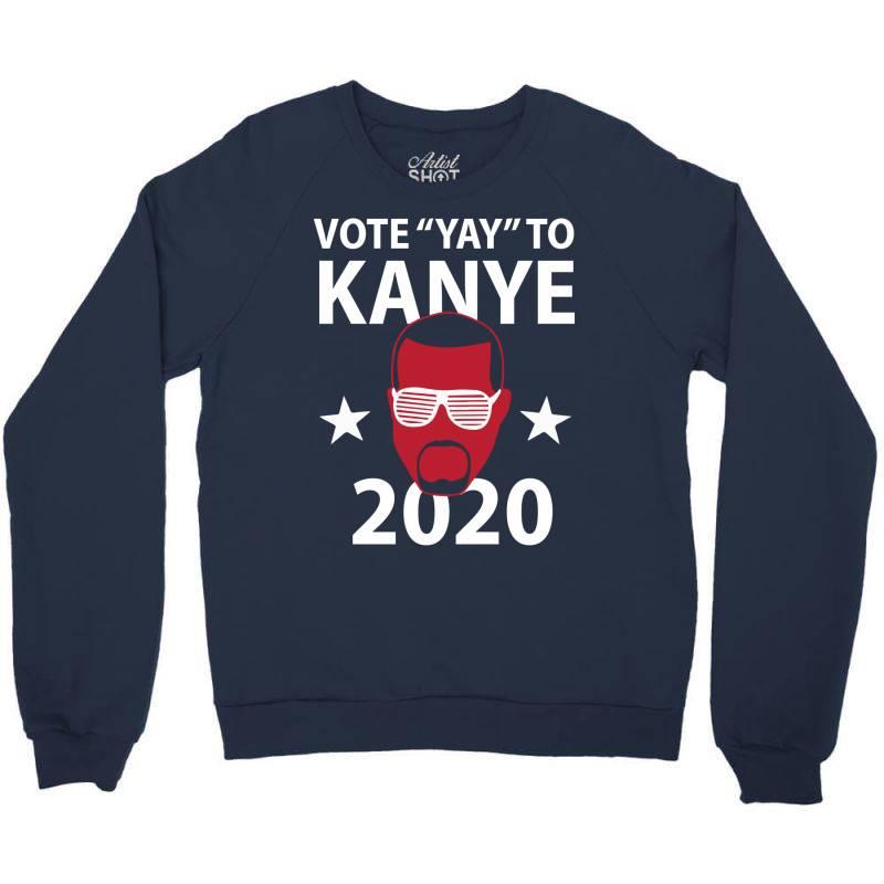 Kanye 2020 Crewneck Sweatshirt   Artistshot