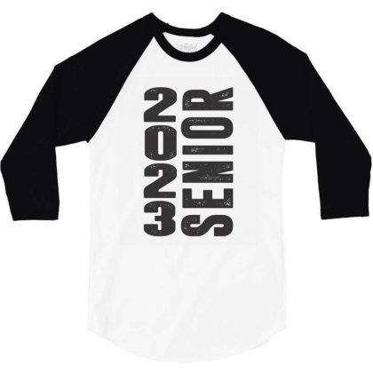 2023 Senior 3/4 Sleeve Shirt Designed By Rafaellopez