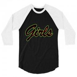girls 3/4 Sleeve Shirt | Artistshot