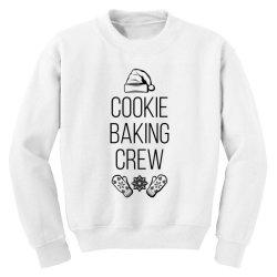 Cookie Baking Crew - Christmas Gift Funny Youth Sweatshirt | Artistshot