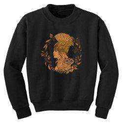 Athena v2 Youth Sweatshirt | Artistshot