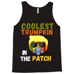 coolest trumpkin in the patch halloween Tank Top   Artistshot