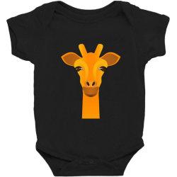 Giraffe drawing Baby Bodysuit | Artistshot
