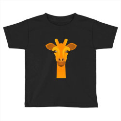 Giraffe drawing Toddler T-shirt | Artistshot