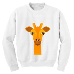 Giraffe drawing Youth Sweatshirt | Artistshot
