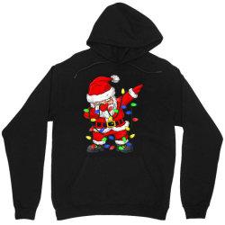 dabbing santa claus christmas Unisex Hoodie   Artistshot