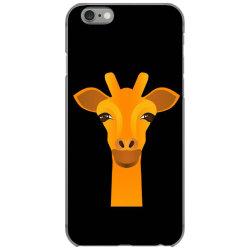 Giraffe drawing iPhone 6/6s Case | Artistshot
