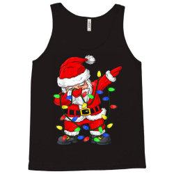 dabbing santa claus christmas Tank Top   Artistshot
