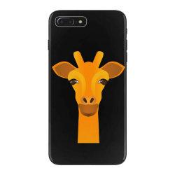 Giraffe drawing iPhone 7 Plus Case | Artistshot