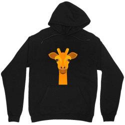 Giraffe drawing Unisex Hoodie   Artistshot
