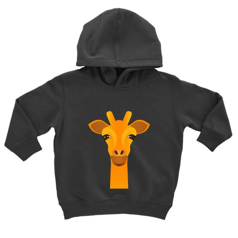 Giraffe Drawing Toddler Hoodie | Artistshot