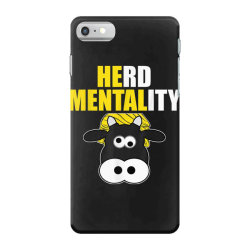 herd mentality iPhone 7 Case | Artistshot